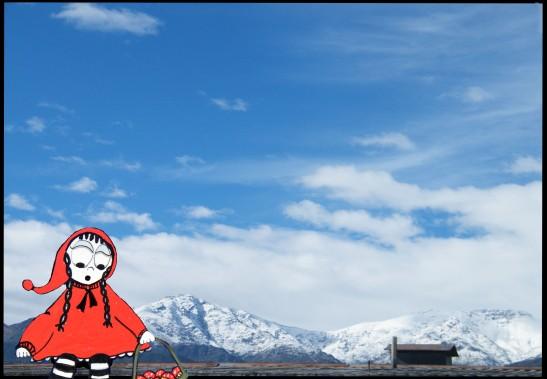 La Caperucita de los Andes
