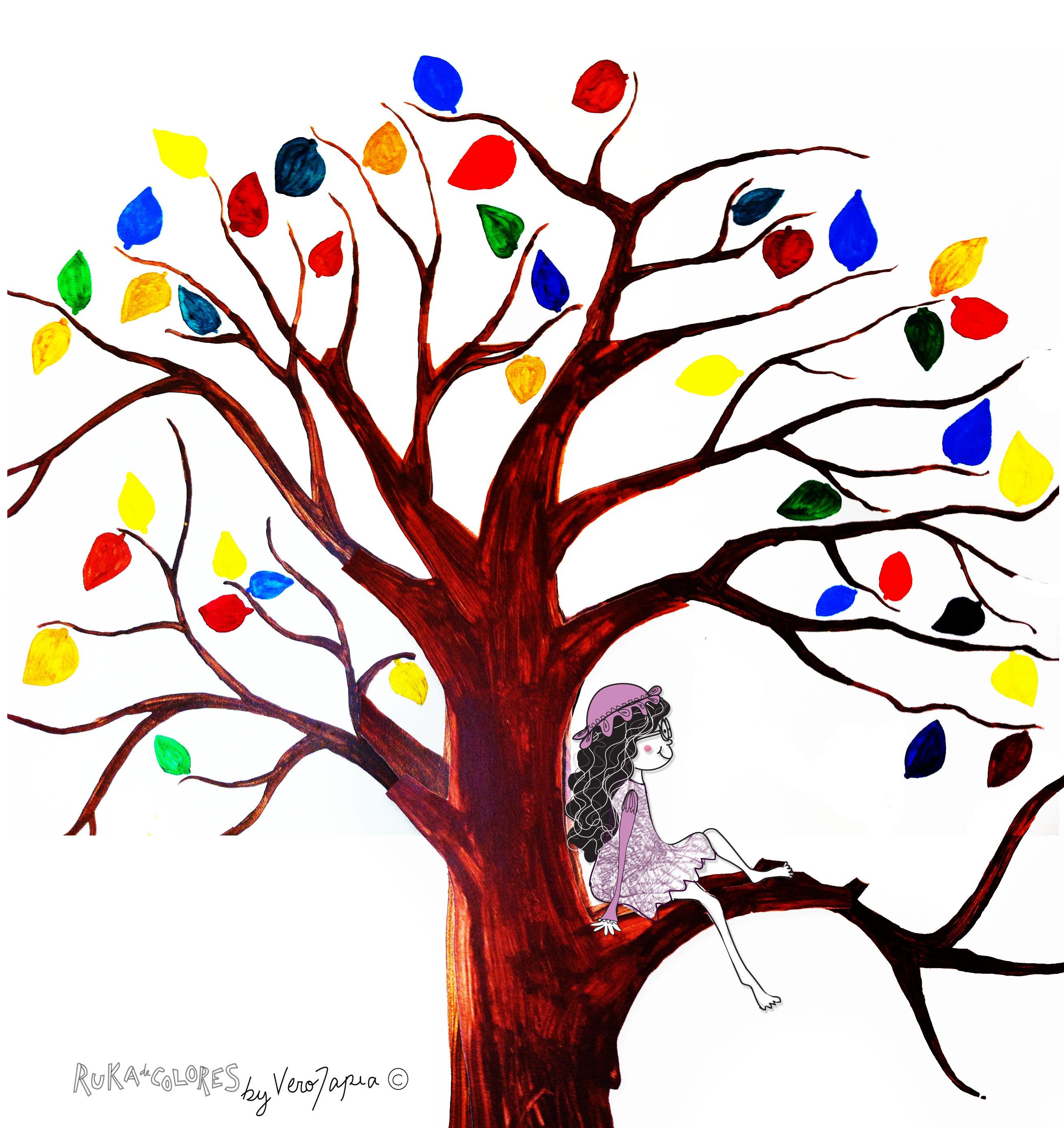 Primavera  Ruka de Colores