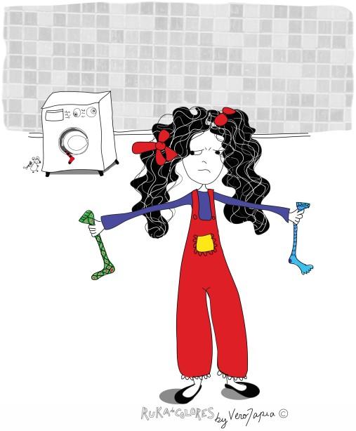 Misterios del hogar: Calcetines perdidos