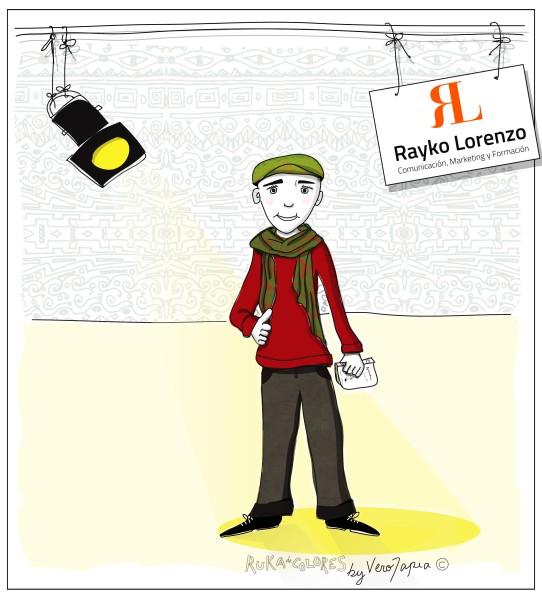 Raykolo para presentacion